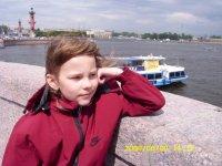 Александра Дрегало, 14 октября 1991, Санкт-Петербург, id16799612