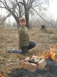 Илья Доронин, 28 марта 1998, Новосибирск, id73660563